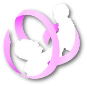 ロゴ ピンクリボン