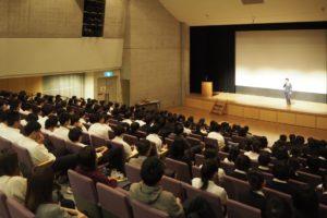 生駒市立生駒南中学校